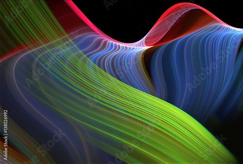 Deurstickers Groene image121f