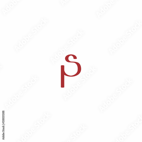 P s letter logo vector buy this stock vector and explore similar p s letter logo vector thecheapjerseys Images