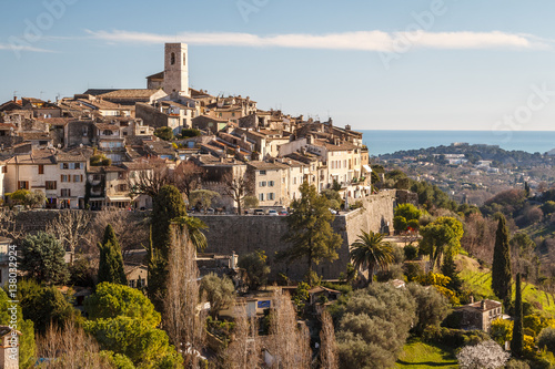 Saint Paul de Vence village, France