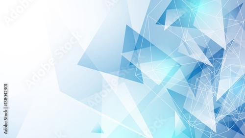 Fototapeta trójkąty tło wektor obraz