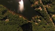 US Countryside Aerial V7 Flyin...