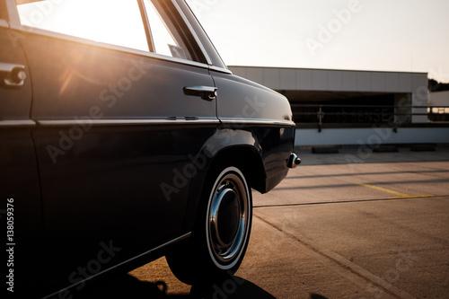Платно Mercedes Oldtimer