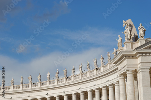 Fotografia, Obraz  San Pietro in Vaticano, wonderful Religiosity. Rome