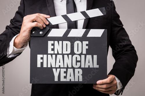 Fotografía  End of Financial Year