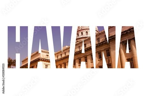 Poster Havana Havana