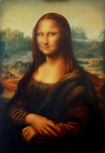 Reproduction Of Painting Mona ...