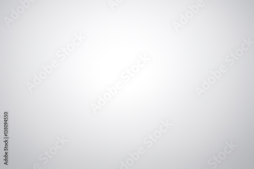 Obraz na plátne Grey gradient Studio wall abstract background