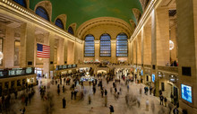 Interior Of Grand Central Stat...