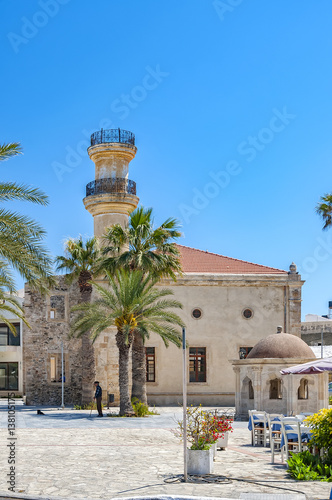 Valokuva  Lerapetra Turkish Mosque on Crete