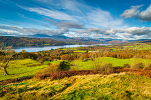 View On Windermere Lake From O...