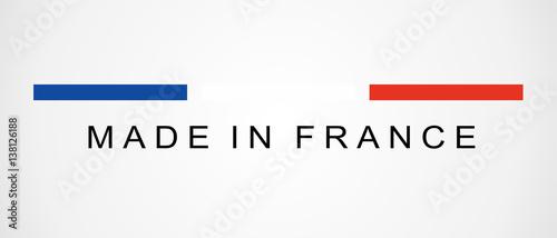 Fotografie, Obraz  Made in France