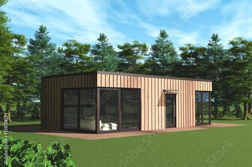 Modernes Kleines Haus   Typ I 40