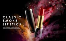 Classic Smoke Lipstick