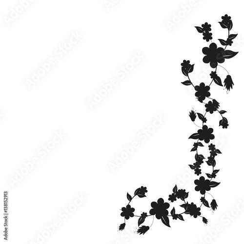 Photo sur Toile Oiseaux sur arbre beautiful flowers