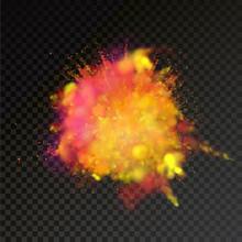 Paint Powder Color Explosion O...