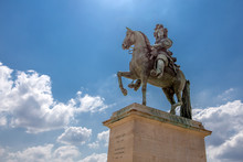 Sculpture Of Louis XIV