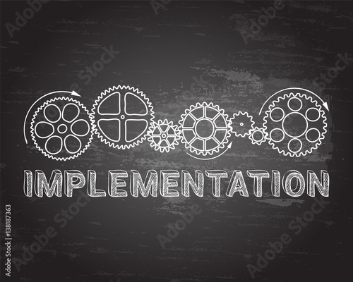 Photo Implementation Blackboard