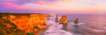 The 12 Apostles On The Great O...