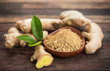 Ginger Root And Ginger Powder ...