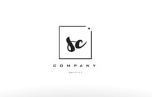 Sc S C Hand Writing Letter Com...