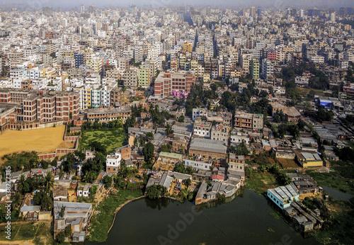 Dhaka, Bangladesh Canvas Print