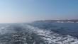 Fahrt auf der Ostsee bei Rügen