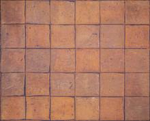 Earthenware Tile Pattern