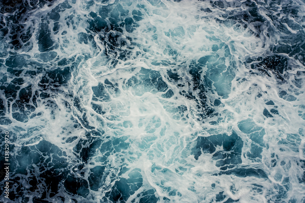 Fototapeta Violent Sea