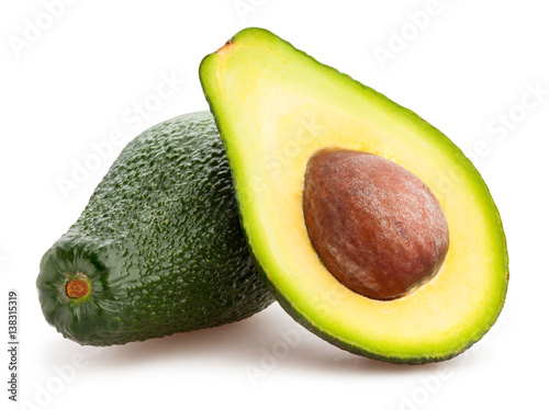 Canvas-taulu avocado