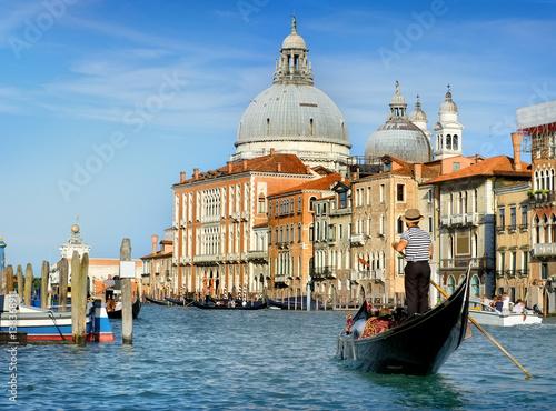Stickers pour porte Venise Vacation in Venice