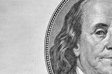 Benjamin Franklin's Portrait O...