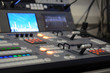 Video and audio Control Mixing Desk, Television Broadcasting