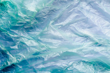 Green And Blue Cellophane Text...