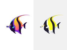 Tropical Fish. Moorish Idol (Z...