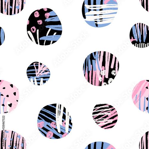Materiał do szycia Teksturowane środowisk wzór