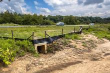 Wildlife Underpass Crossing Culvert Under Road