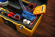 Instrument Box For Wiring On W...