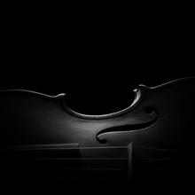 Violin Classical Music Dark Background