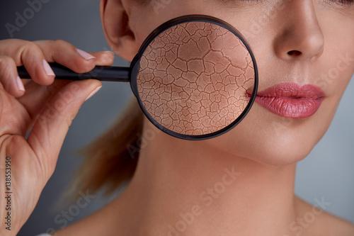 Fotografía  rejuvenation and skincare