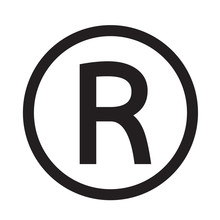 Registered Trademark Icon Vect...