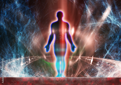 Photo  energia espiritual