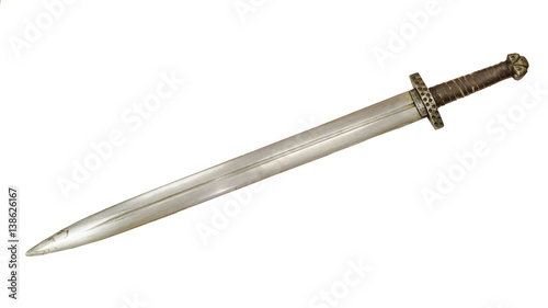Medieval swords viking russian normann blades Canvas-taulu