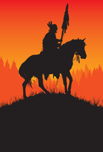 Wild West - American Indian