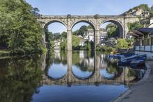Railway Bridge Over The River ...