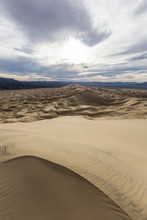 Kelso Dunes Wilderness In The Mojave National Preserve