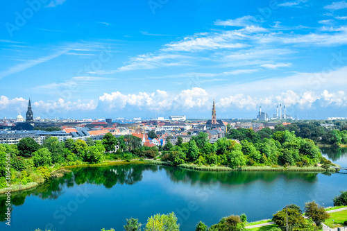 Photographie  Copenhagen  is the capital and most populous city of Denmark