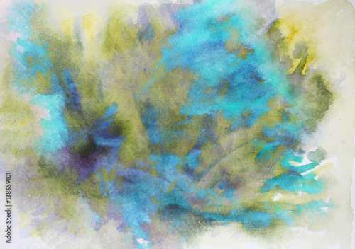 fototapeta na lodówkę art abstract graphic grunge background,colors vibrant colorful creative pattern dynamic detailed vibrant brush strokes watercolor