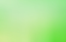 Gradient Green Soft Color Background