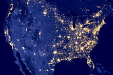 America By Night - Elements Of...