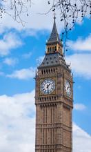 Big Ben; Westminster; London; ...